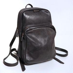 Philamain | Mini Leather Backpack Purse Bag